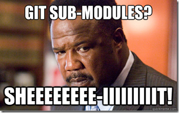 Clay Davis Git Submodules