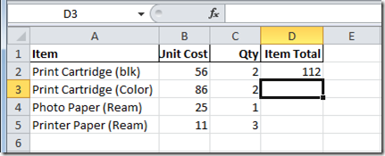 Sales Order Create Formula After Enter Key