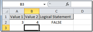 Simple-Logic-Test-FALSE-After-Enter_