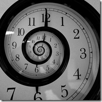 Warped-Clock-Image