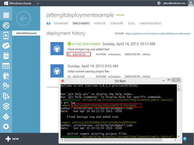 azure-show-deployment-history