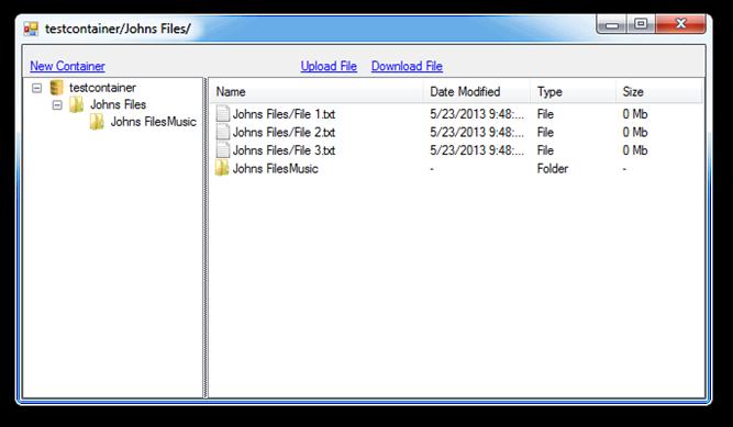 azure-storage-native-client-example