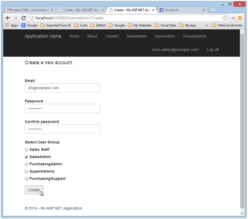 ASP NET Identity 2 0: Implementing Group-Based Permissions