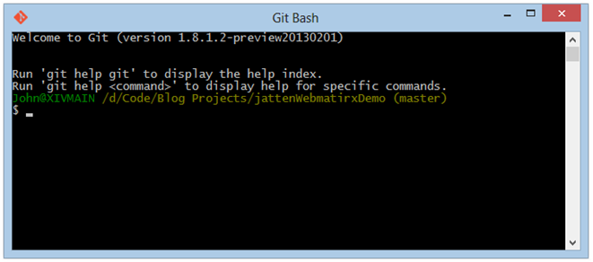 git-bash-window