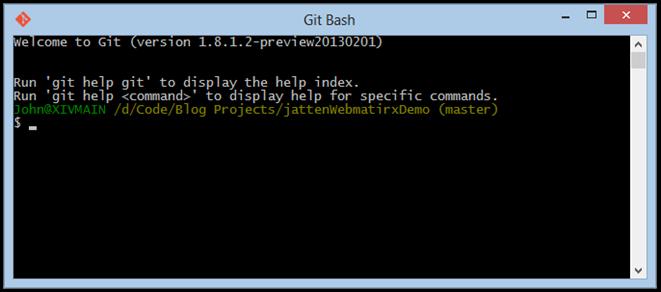 git-bash-window