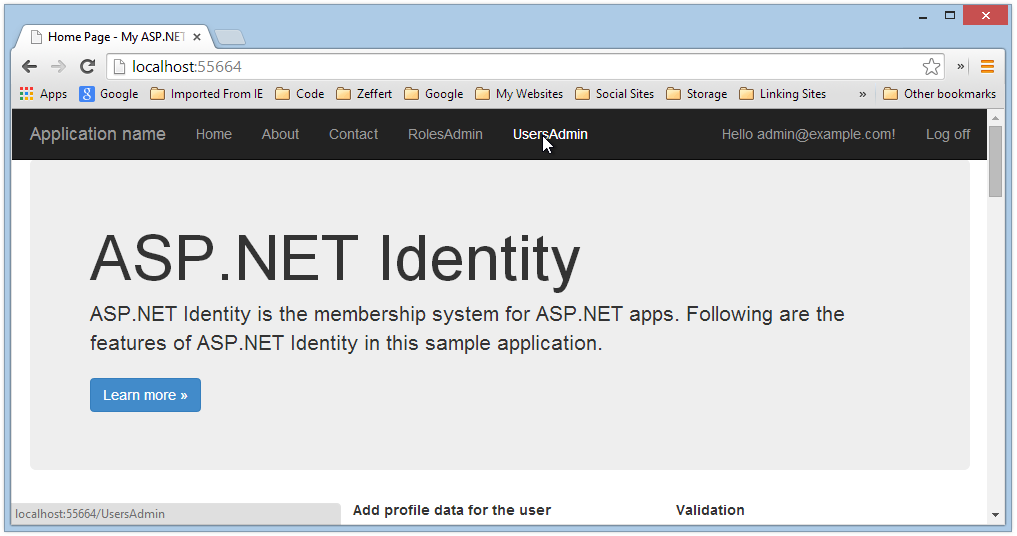 ASP NET Identity 2 0: Customizing Users and Roles | John Atten