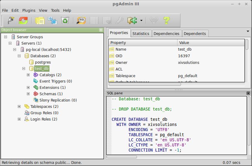 Installing and Configuring PostgreSQL 9 4 on Linux Mint/Ubuntu