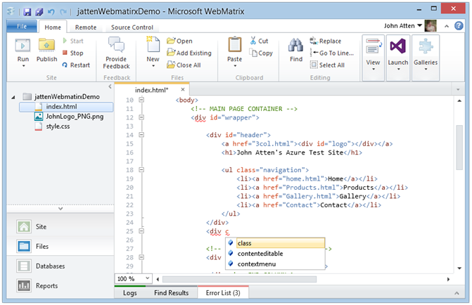 webmatrix-editor-autocomplete