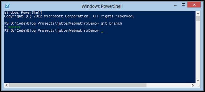 webmatrix-git-powershell-window